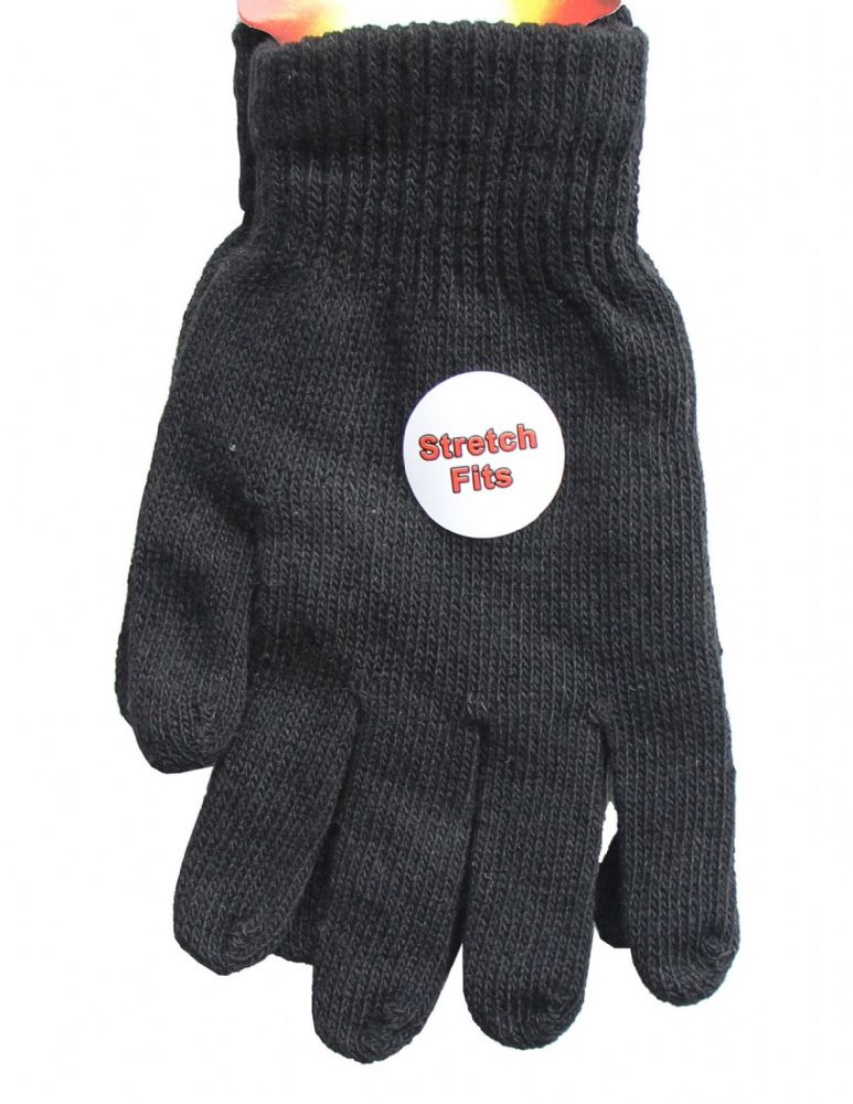 Magic one size fits all gloves